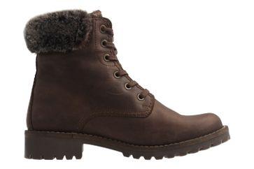 Mustang Shoes Boots in Übergrößen Braun 2837-605-32 große Damenschuhe – Bild 4