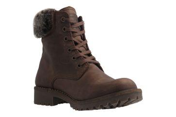 Mustang Shoes Boots in Übergrößen Braun 2837-605-32 große Damenschuhe – Bild 5