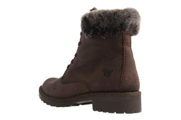 Mustang Shoes Boots in Übergrößen Braun 2837-605-32 große Damenschuhe – Bild 2