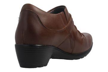 ROMIKA - Damen Stiefeletten - Banja 11 - Braun Schuhe in Übergrößen – Bild 4