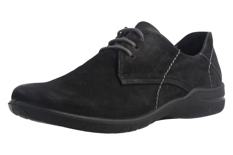 JOSEF SEIBEL - Damen Halbschuhe - Fabienne 33 - Schwarz Schuhe in Übergrößen – Bild 1