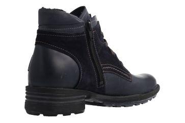 JOSEF SEIBEL - Sandra 58 - Damen Stiefeletten - Blau Schuhe in Übergrößen – Bild 3
