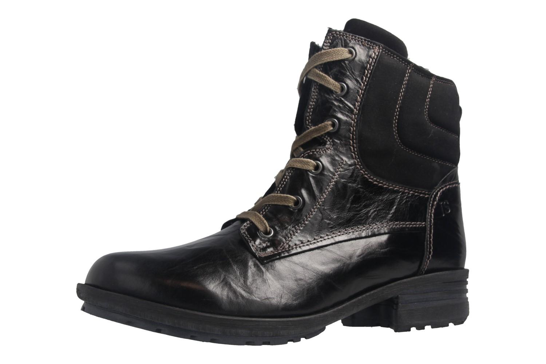 josef seibel sandra 68 damen boots schwarz schuhe in bergr en ebay. Black Bedroom Furniture Sets. Home Design Ideas