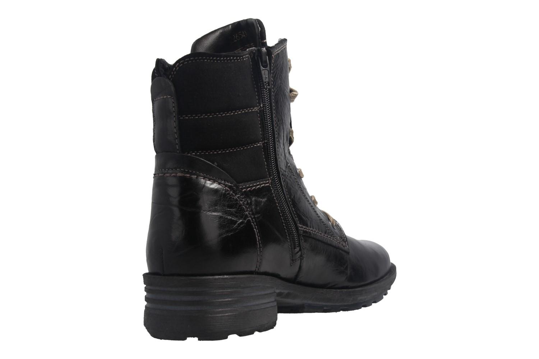 JOSEF SEIBEL - Sandra 64 - Damen Boots - Schwarz Schuhe in Übergrößen – Bild 4