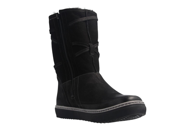 josef seibel damen boots caro 29 schwarz schuhe in bergr en damenschuhe in bergr en boots. Black Bedroom Furniture Sets. Home Design Ideas