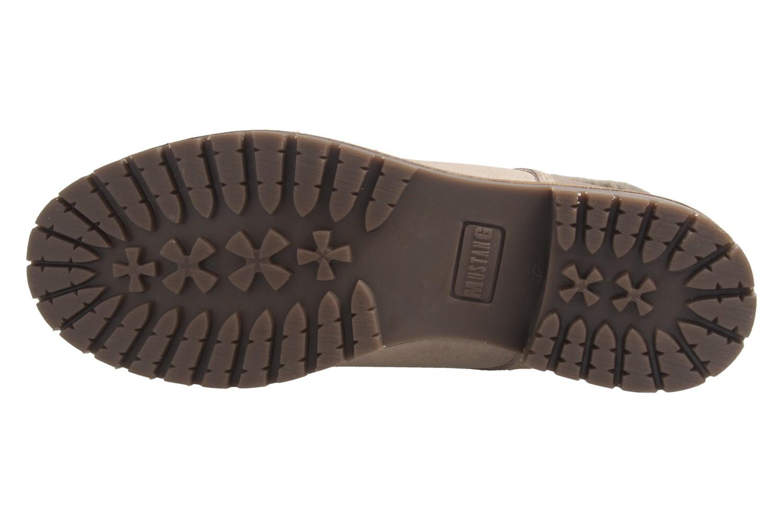MUSTANG - Damen Boots - Hellbraun Schuhe in Übergrößen – Bild 7