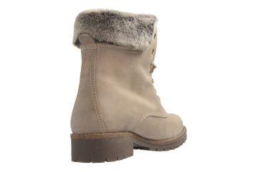 Mustang Shoes Boots in Übergrößen Braun 2837-605-318 große Damenschuhe – Bild 4