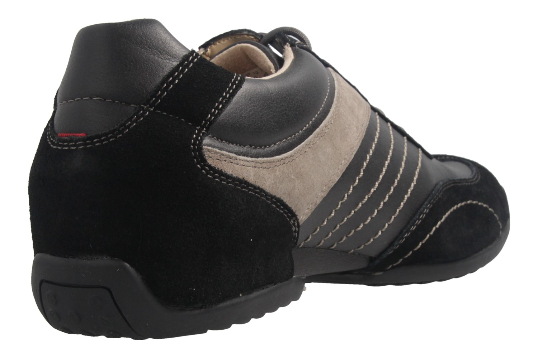 Camel Active Sneaker in Übergröße Schwarz 137.12.32 große Herrenschuhe – Bild 4