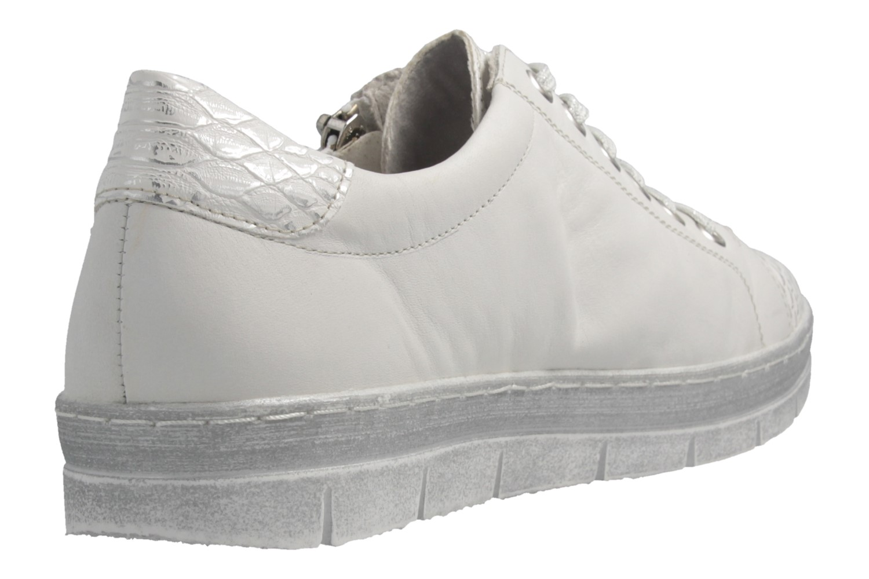 Remonte Halbschuhe in Übergrößen Weiß D5800-81 große Damenschuhe – Bild 4