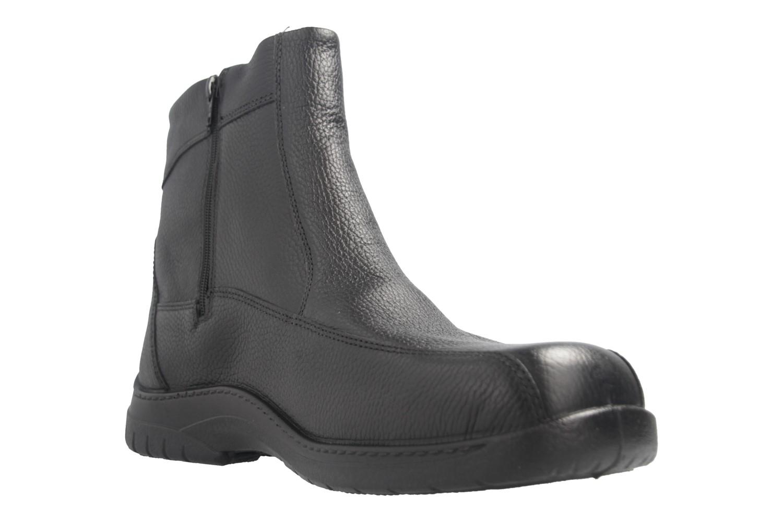 JOMOS - Herren Boots - Schwarz Schuhe in Übergrößen – Bild 6