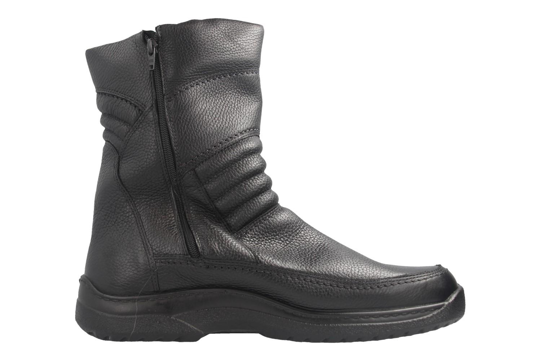 JOMOS - Herren Stiefel - Schwarz Schuhe in Übergrößen – Bild 5