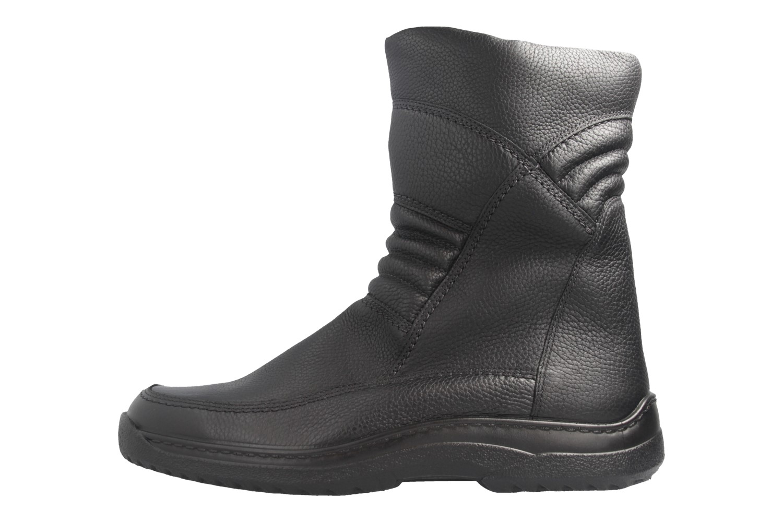 JOMOS - Herren Stiefel - Schwarz Schuhe in Übergrößen – Bild 2