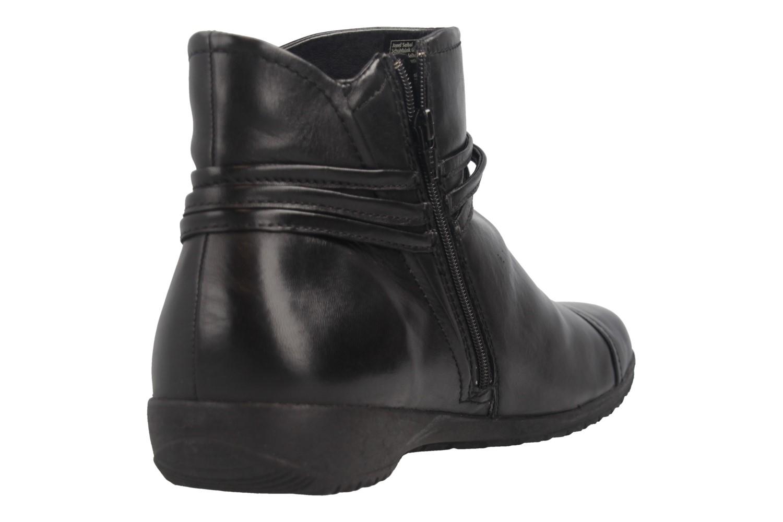 JOSEF SEIBEL - Damen Boots - Naly 03 - Schwarz Schuhe in Übergrößen – Bild 4