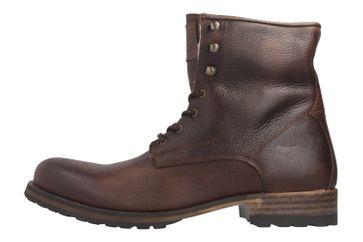Mustang Shoes Boots in Übergrößen Braun 4851-601-32 große Herrenschuhe – Bild 2