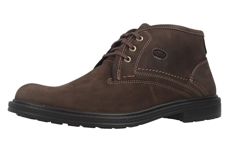 JOMOS - Herren Boots - Braun Schuhe in Übergrößen – Bild 1