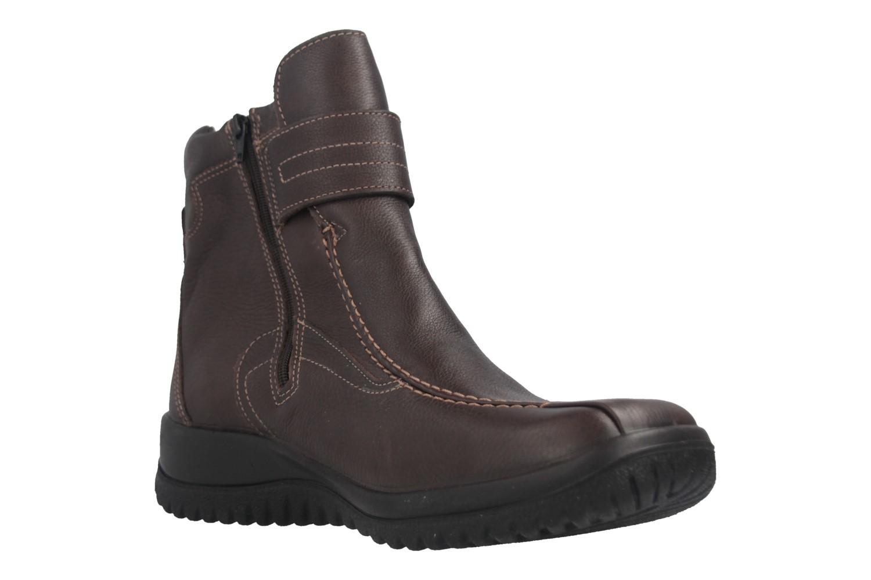 JOMOS - Damen Boots - Braun Schuhe in Übergrößen – Bild 6