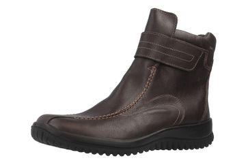 JOMOS - Damen Boots - Braun Schuhe in Übergrößen – Bild 1