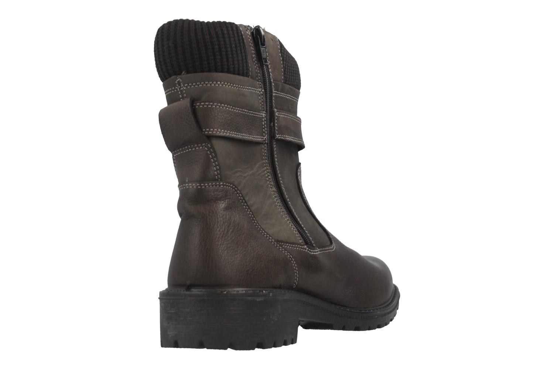 JOMOS - Damen Stiefel - Anthrazit Schuhe in Übergrößen – Bild 4