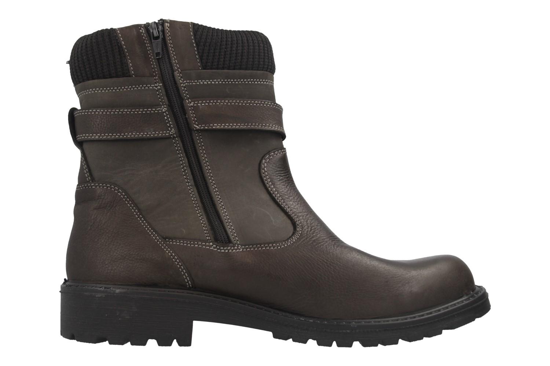 JOMOS - Damen Stiefel - Anthrazit Schuhe in Übergrößen – Bild 5