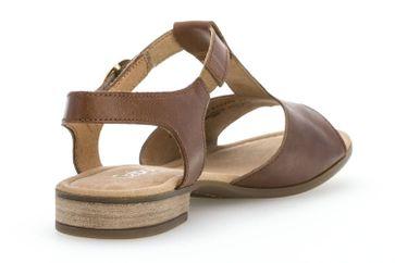 Gabor Comfort Sport Sandalette in Übergrößen Braun 82.793.54 große Damenschuhe – Bild 3