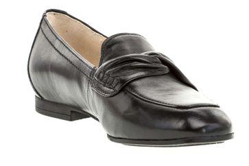 Gabor Gabor Casual Slipper in Übergrößen Schwarz 84.263.27 große Damenschuhe – Bild 5