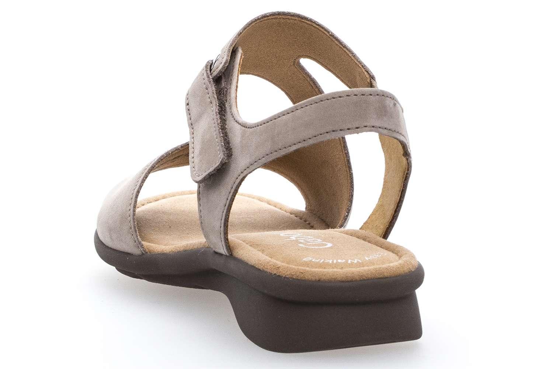 Gabor Comfort Basic Sandalette in Übergrößen Braun 86.063.33 große Damenschuhe – Bild 2