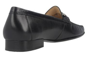 SIOUX Mokassin in Übergrößen Schwarz 61645 große Damenschuhe – Bild 4