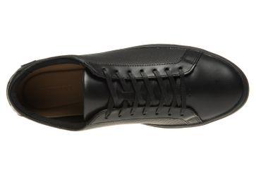 LACOSTE Sneaker in Übergrößen Schwarz 7-35CAM005302H große Herrenschuhe – Bild 6