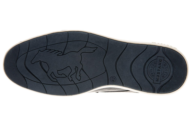 Mustang Shoes Halbschuhe in Übergrößen navy 4111-302-820 große Herrenschuhe – Bild 6