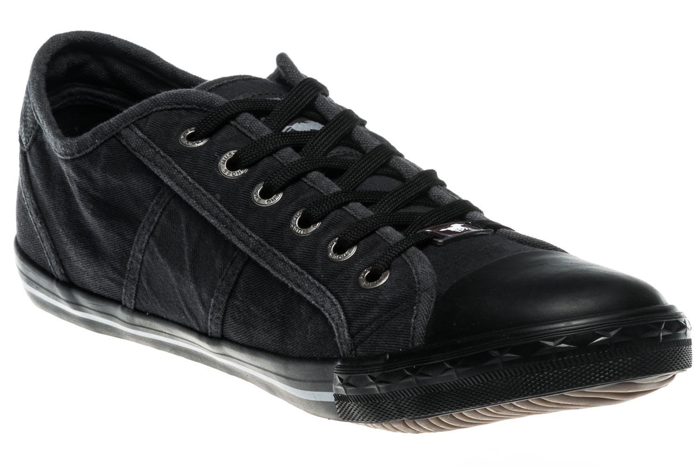 Mustang Shoes Sneaker in Übergrößen graphit 1099-302-259 große Damenschuhe – Bild 5