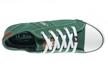 Mustang Shoes Sneaker in Übergrößen grasgrün 1099-302-709 große Damenschuhe – Bild 6