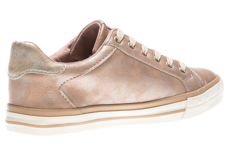Mustang Shoes Sneaker in Übergrößen bronze 1146-308-221 große Damenschuhe – Bild 3