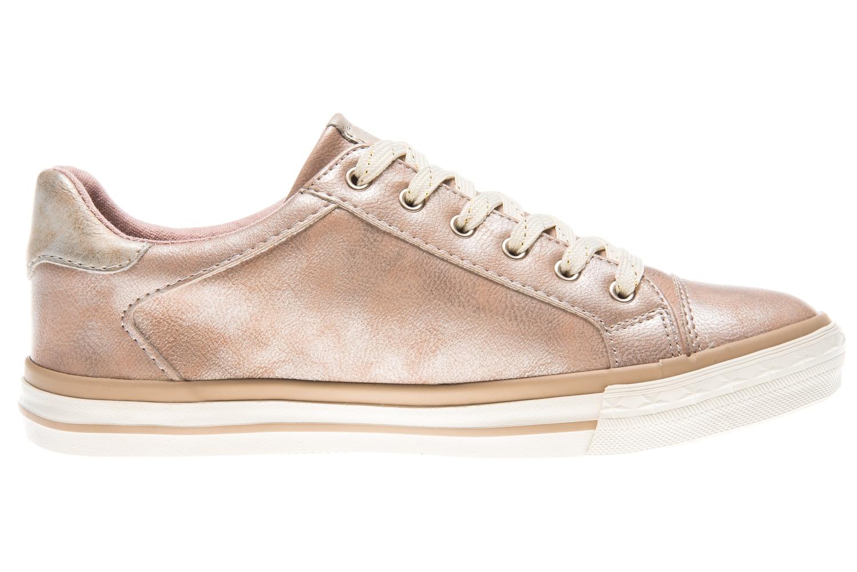 Mustang Shoes Sneaker in Übergrößen bronze 1146-308-221 große Damenschuhe – Bild 4