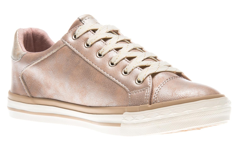 Mustang Shoes Sneaker in Übergrößen bronze 1146-308-221 große Damenschuhe – Bild 5
