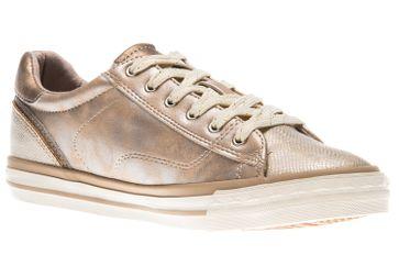 Mustang Shoes Sneaker in Übergrößen bronze 1146-311-221 große Damenschuhe – Bild 5
