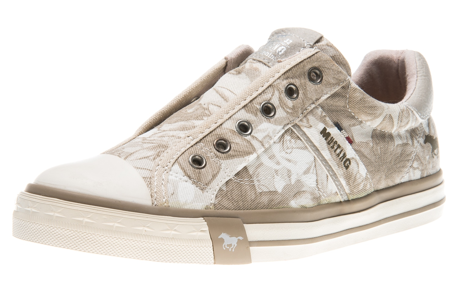 Mustang Shoes MUSTANG SHOES Sneaker, natur, beige