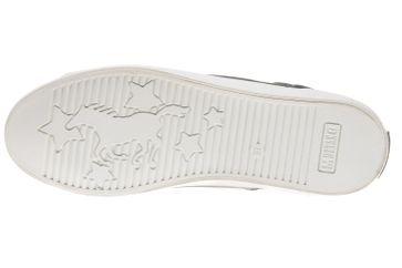 Mustang Shoes High Top Sneaker in Übergrößen dunkelgrau 1267-501-20 große Damenschuhe – Bild 7