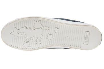 Mustang Shoes High Top Sneaker in Übergrößen navy 1267-501-820 große Damenschuhe – Bild 6