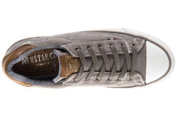 Mustang Shoes Sneaker in Übergrößen grau 1272-301-2 große Damenschuhe – Bild 6