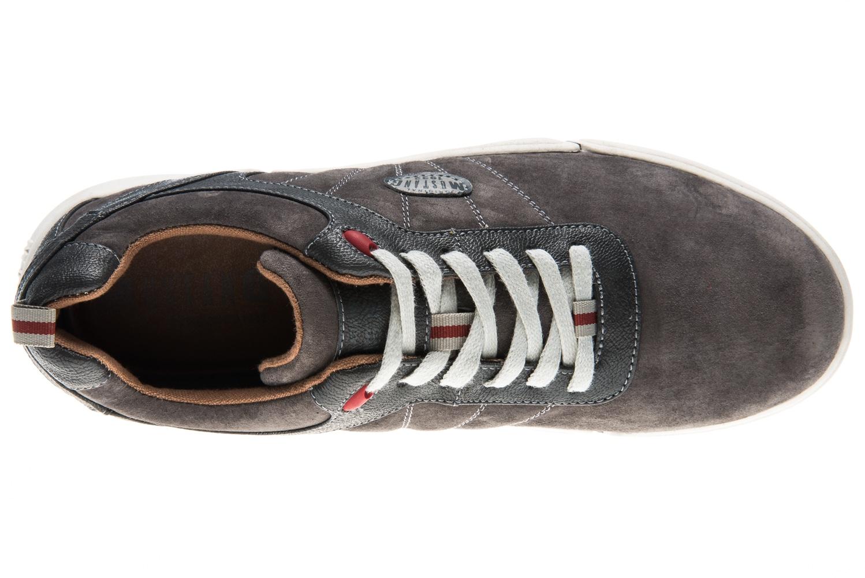 Mustang Shoes Halbschuhe in Übergrößen dunkelgrau 4122-303-20 große Herrenschuhe – Bild 7