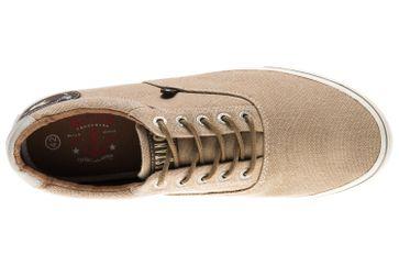 Mustang Shoes Sneaker in Übergrößen sand 4101-301-44 große Herrenschuhe – Bild 7