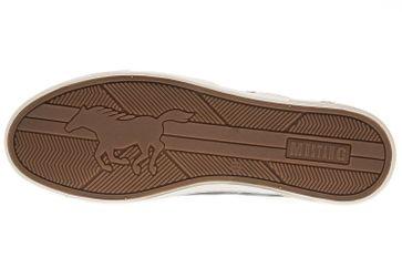 Mustang Shoes Sneaker in Übergrößen Blau 4120-303-810 große Herrenschuhe – Bild 6
