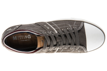 Mustang Shoes Sneaker in Übergrößen dunkelgrau 4127-303-20 große Herrenschuhe – Bild 6