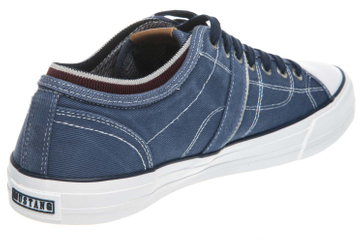 Mustang Shoes Sneaker in Übergrößen dunkelblau 4127-303-800 große Herrenschuhe – Bild 3