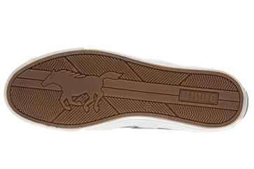 Mustang Shoes Sneaker in Übergrößen schwarz 4127-303-9 große Herrenschuhe – Bild 6