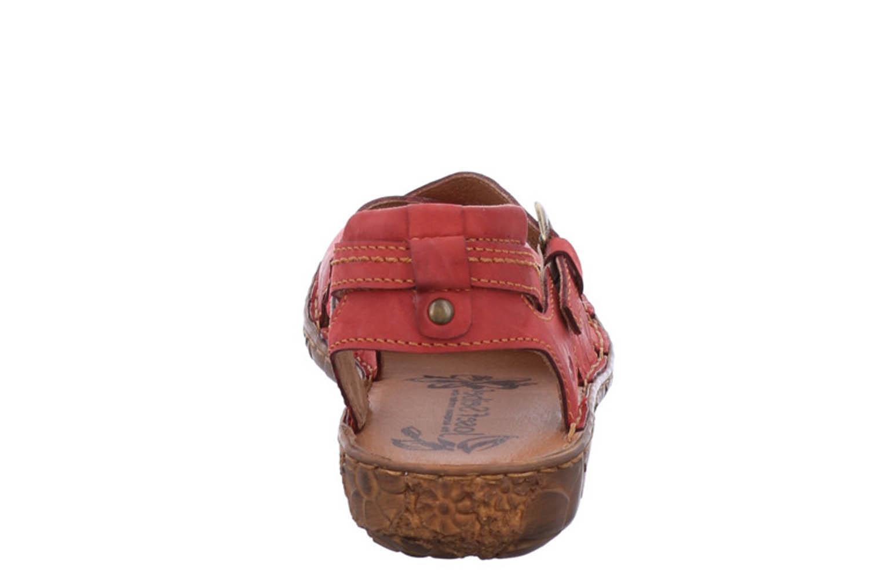 Josef Seibel Rosalie 13 Sandalen in Übergrößen Rot 79513 95 450 große Damenschuhe – Bild 3