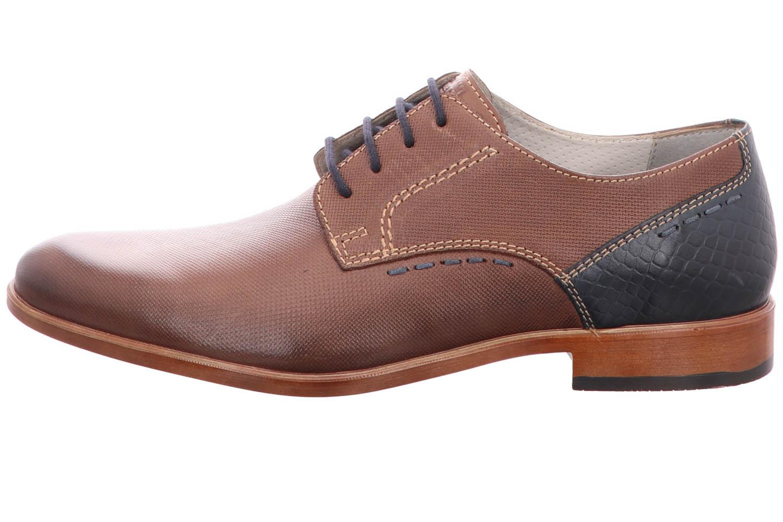 FRETZ MEN Business Schuhe in Übergrößen 7120.1280-82 große Herrenschuhe – Bild 2
