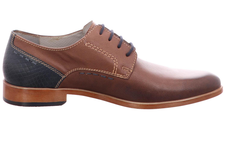 FRETZ MEN Business Schuhe in Übergrößen 7120.1280-82 große Herrenschuhe – Bild 4