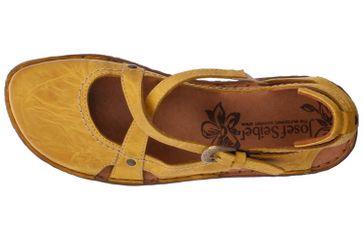 Josef Seibel Rosalie 13 Sandalen in Übergrößen Gelb 79513 95 850 große Damenschuhe – Bild 7