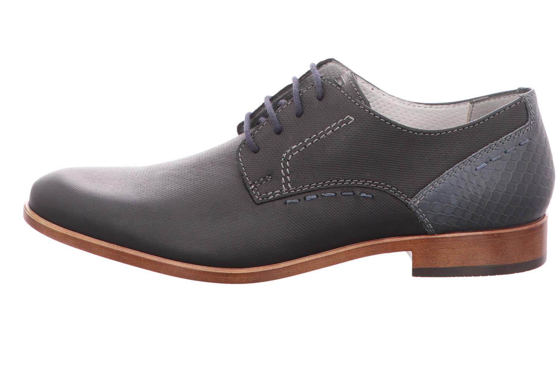 FRETZ MEN Business Schuhe in Übergrößen 7120.1237-51 große Herrenschuhe – Bild 2